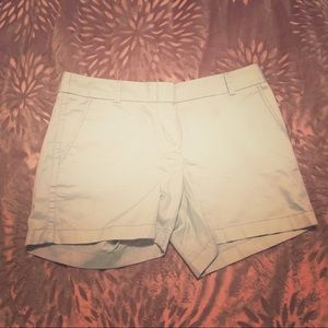 JCrew Chino light blue shorts RN77388